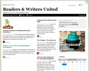 Readers & Writers United - 1st edition