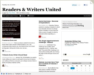 Readers & Writers United - 2nd edition